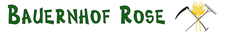 Bauernhof Rose